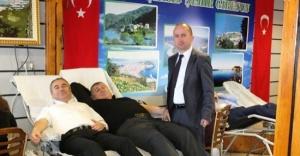 Ataşehir Giresunlular'dan kan kampanyası