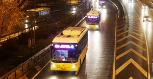 İETT, gece ulaşımı için seferler başlattı