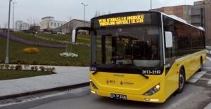 İETT İstanbul'da gece ulaşımı için sefer başlattı
