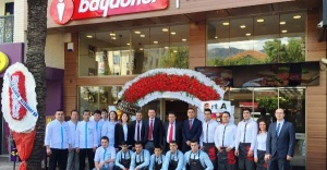 Baydöner, Akdeniz'in Gözbebeği Alanya'da Şube Açtı