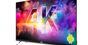 En İnce ve İlk 4K Android Ultraslim TV