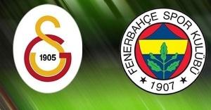 Galatasaray Fenerbahçe derbisinin saati belli oldu