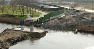 Riva'ya Modern Geçiş Köprüsü