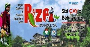 Rizeliler İstanbul da Buluşuyor