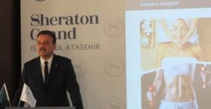 Sheraton Grand  Ataşehir hizmete açıldı