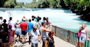 Turizm geliri geçen yılın aynı çeyreğine göre %16,5 azaldı