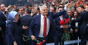 AK Partinin yeni MKYK listesinde...