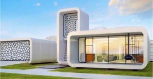 Dubai'de Dünyanın ilk 3 boyutlu yazıcı ile üretilmiş ofis binası yapıldı