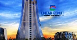 Emlak Konut Gayrimenkul , Ataşehir'de bulunan binasını sattı