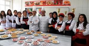 Yarının Kadın Aşçılarına Global Destek!