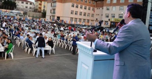 Ak Parti Ataşehir'den Vefa İftarı