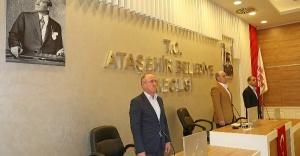 Ataşehir Belediye Meclisi ortak deklarasyon yayınladı
