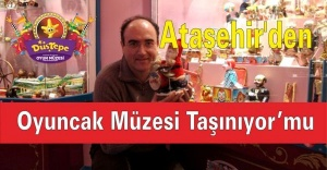 Ataşehir'deki oyun müzesi Taşınıyor'mu