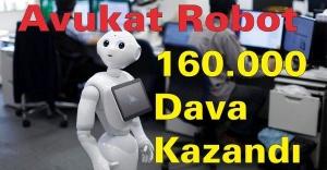 Avukat Robot 160.000 Dava Kazandı