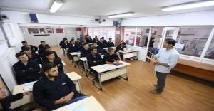 350 Euro harcırahlı Kombi servisçiliği  meslek kursu