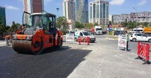 Ataşehir#039;de Altyapı çalışmaları...