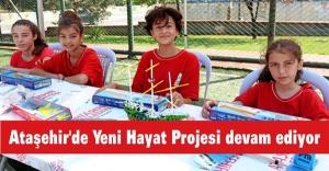 Ataşehir'de Yeni Hayat Projesi devam ediyor