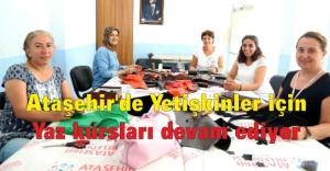Ataşehir'de Yetişkinler için yaz kursları devam ediyor