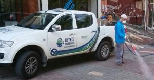 Beykoz'da  Sineklere Kaynağında Çözüm