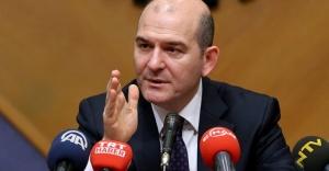 İçişleri Bakanlığına Süleyman...