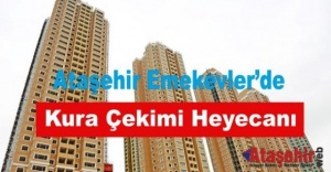 Ataşehir Emekevlerde Kura Çekimi...