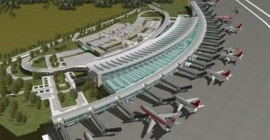 """İstanbul Yeni Havalimanı'na """"Uluslararası Mimarlık Ödülü"""""""