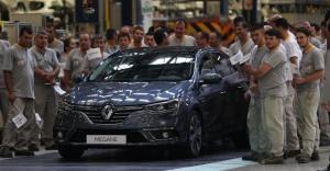 Oyak Renault, Megane Sedan üretimine başladı
