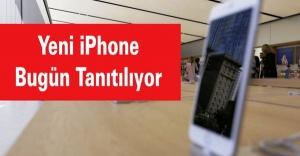 Yeni iPhone Bugün Tanıtılıyor