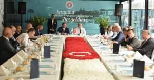 Anadolu Yakası Belediye Başkanları...