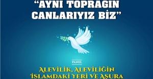 'AYNI TOPRAĞIN CANLARIYIZ BİZ!'