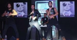 Edis & Ozan Çolakoğlu, Forum Trabzon Misafirleri için Sahnedeydi