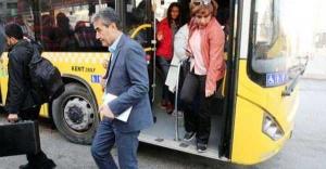 İETT Otobüsünde bir Genel Müdür