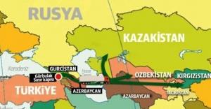 Özbekistan yolu, Türk TIR'larına açıldı.