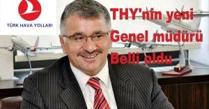 THY'nin yeni genel müdürü Bilal Ekşi oldu