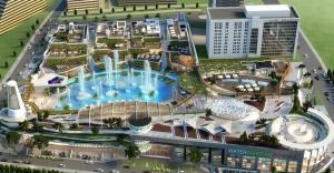Water Garden İstanbul Ataşehir'de Eğlencenin merkezi