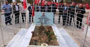 Bem-Bir-Sen#039;den Şehit Ömer Halisdemir#039;e...