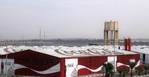 Coca-Cola'dan Filistin'e 4. Fabrika Yatırımı