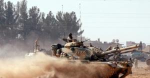 El Bab'da şiddetli çatışmalar yaşanıyor