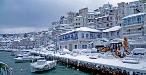 Avrupa soğukların etkisi altında