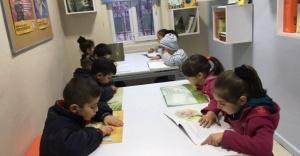 Çocuklarımızı Kitaplarla Tanıştırıyoruz