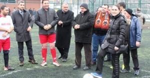 ÇORDEF Futbol Turnuvasının Başlama...