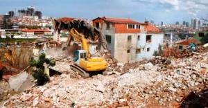 Fikirtepe#039;de Evleri Yıkıldı...