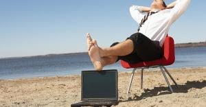 Motivasyon için kaliteli tatil geçirin