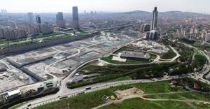 Ataşehir  Finans Merkezi'nin yapılacağı arazi satılıyor