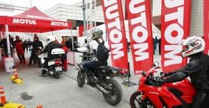 MOTOSİKLET SEVERLERLE MOTOBIKE ISTANBUL'DA BULUŞACAK