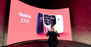 Nokia 3310 efsanesi geri döndü