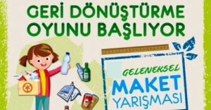 Ataşehir'de 8. Geleneksel Maket Yarışması Başlıyor