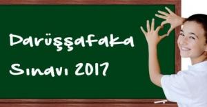 Darüşşafaka Sınavı 2017