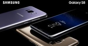 Galaxy S8 için internetten ön satış başladı