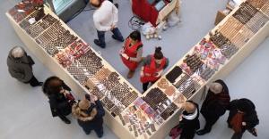 İstanbullular, Çikolata, Pasta Festivali'nde Tatlıya Doydu